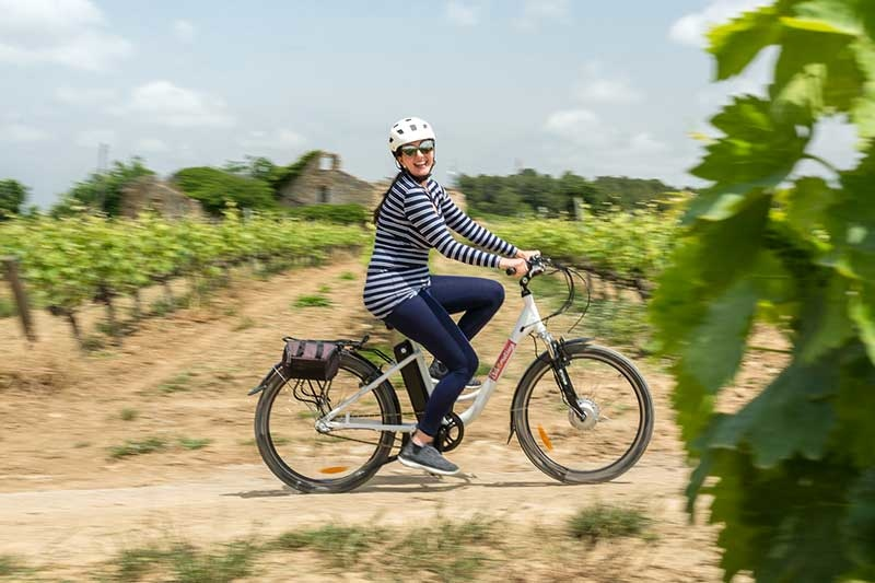 Bike Tour in the land of Cava